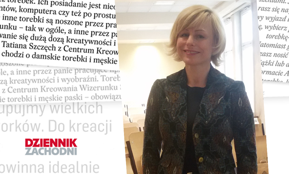 Jak cię widzą, tak cię piszą… Małgorzata Tkacz-Janik