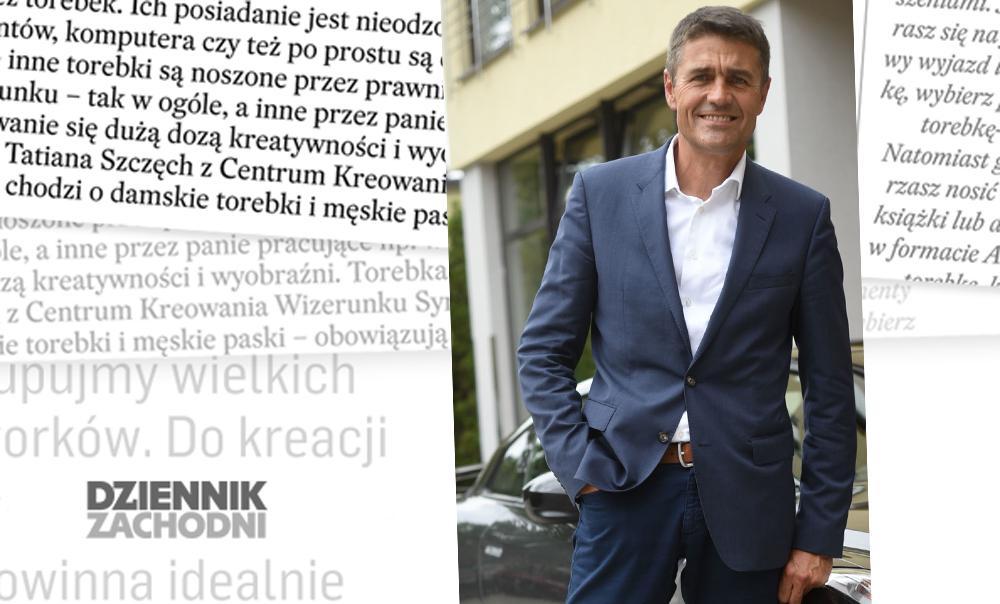 Jak cię widzą, tak cię piszą… Krzysztof Hołowczyc