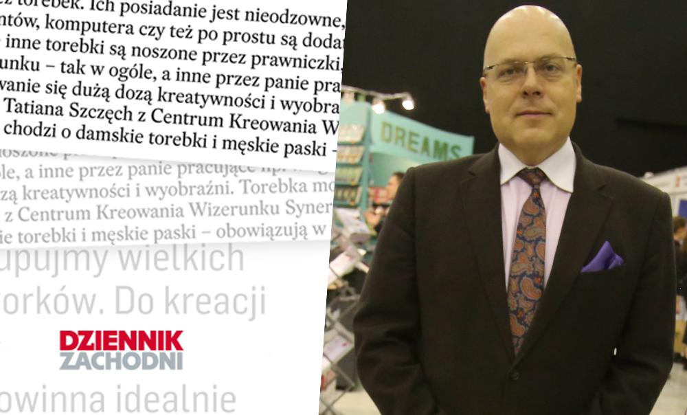 Jak cię widzą, tak cię piszą… Marek Krajewski