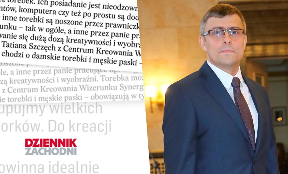 Jak cię widzą, tak cię piszą… Jarosław Wieczorek