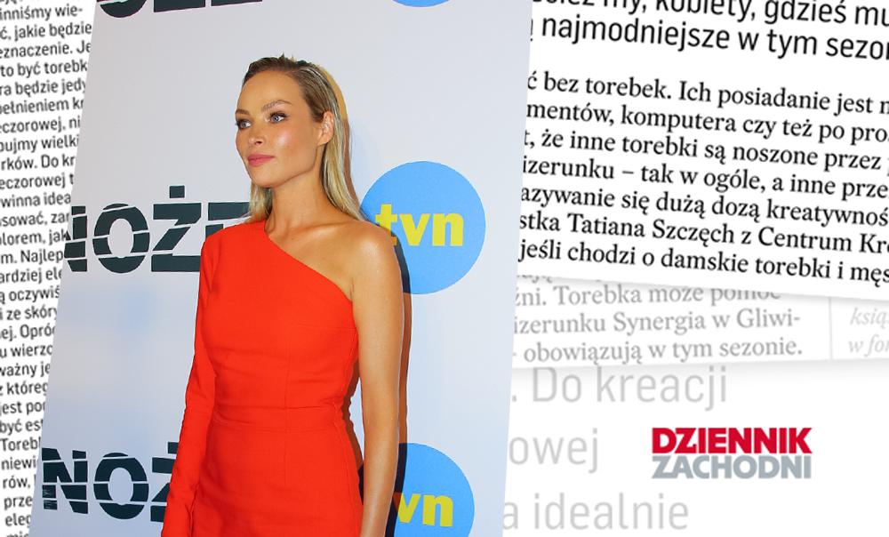 Jak cię widzą, tak cię piszą… Weronika Książkiewicz