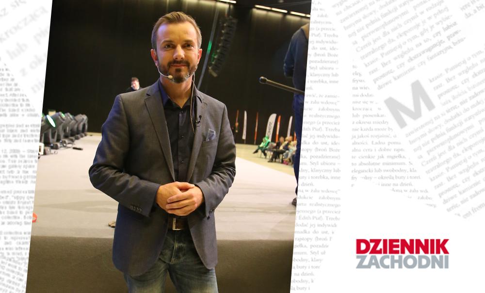(Polski) Jak cię widzą, tak cię piszą… Tomasz Rożek