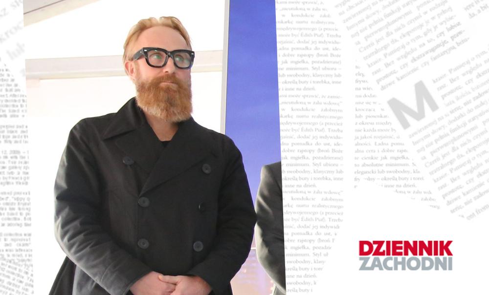 (Polski) Jak cię widzą, tak cię piszą… Przemo Łukasik
