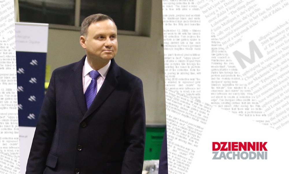 (Polski) Jak cię widzą, tak cię piszą… Andrzej Duda