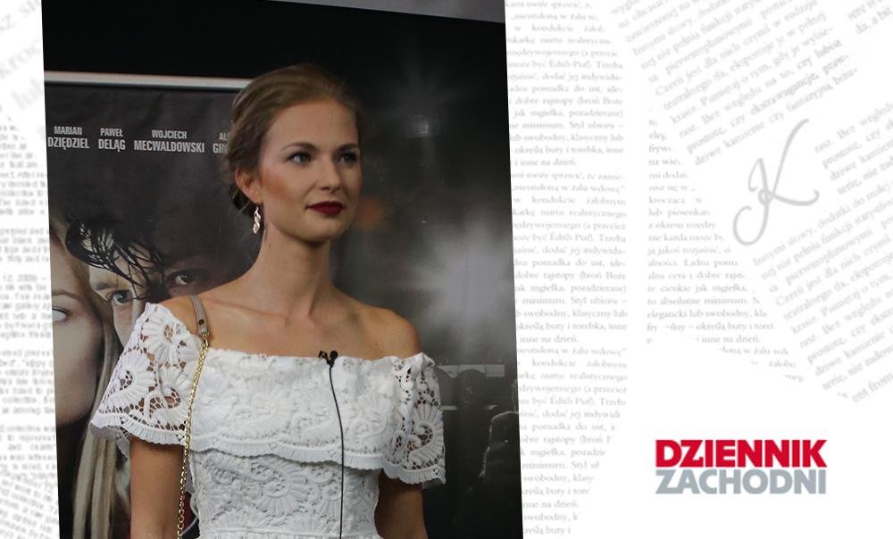 Jak cię widzą, tak cię piszą… Karolina Szymczak