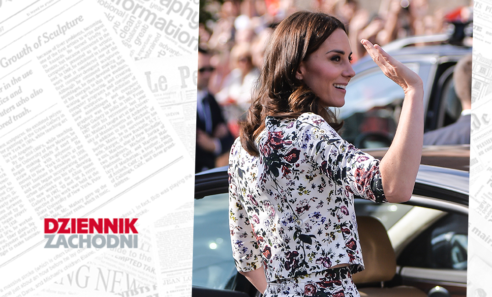 Jak cię widzą, tak cię piszą… Księżna Kate