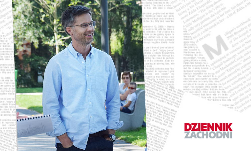 (Polski) Jak cię widzą, tak cię piszą… Maciej Zakościelny