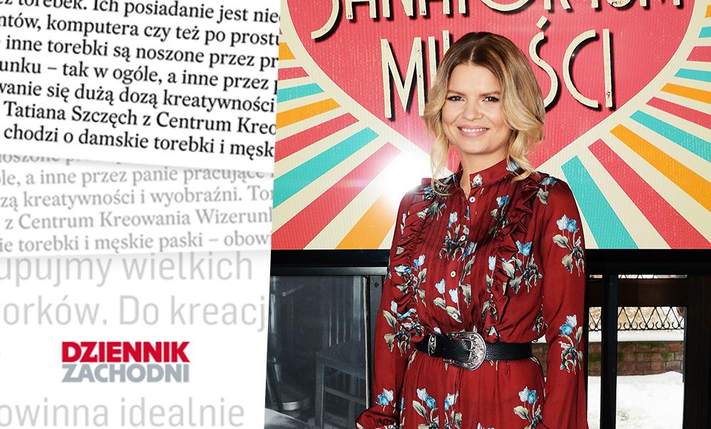 (Polski) Jak cię widzą, tak cię piszą… Marta Manowska