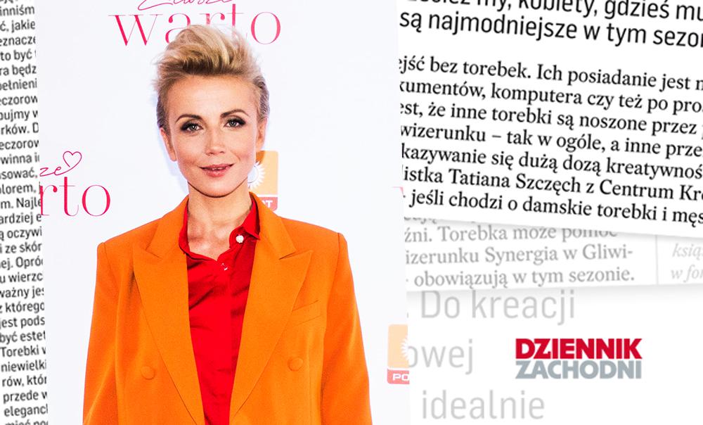 (Polski) Jak cię widzą, tak cię piszą… Katarzyna Zielińska