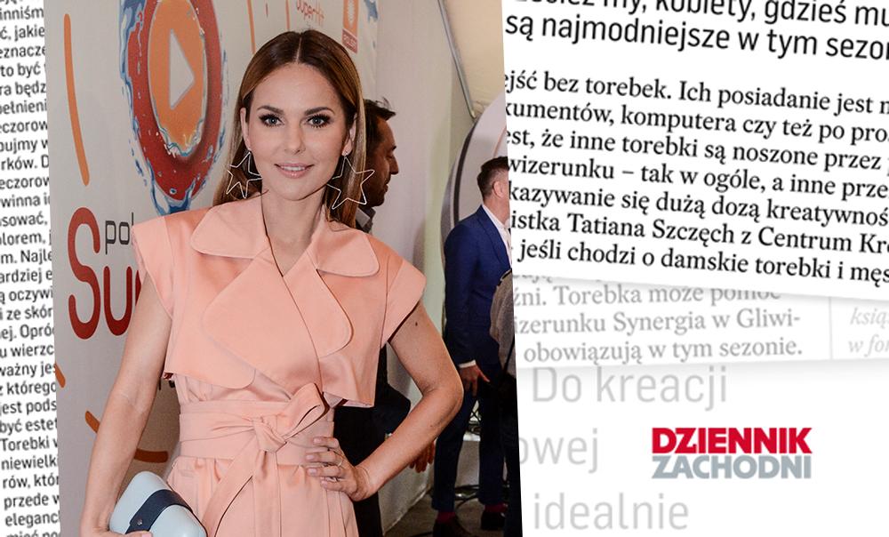Jak cię widzą, tak cię piszą… Paulina Sykut-Jeżyna