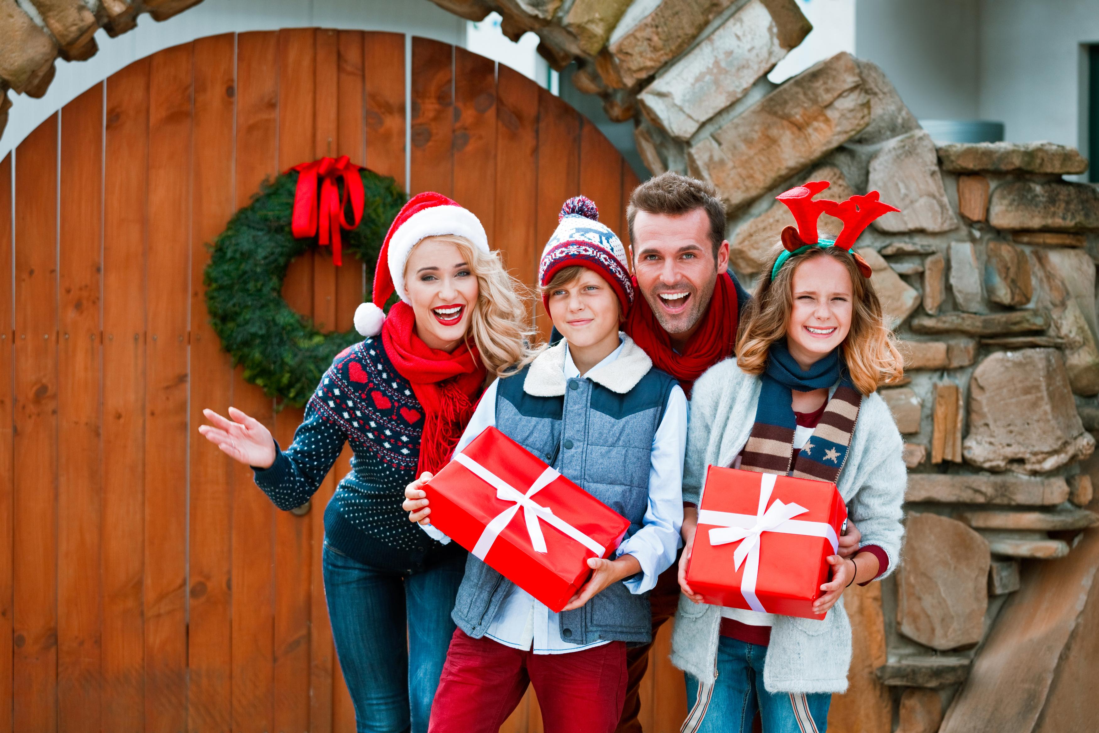 Nie ma świąt bez prezentów i bez… Love Actually