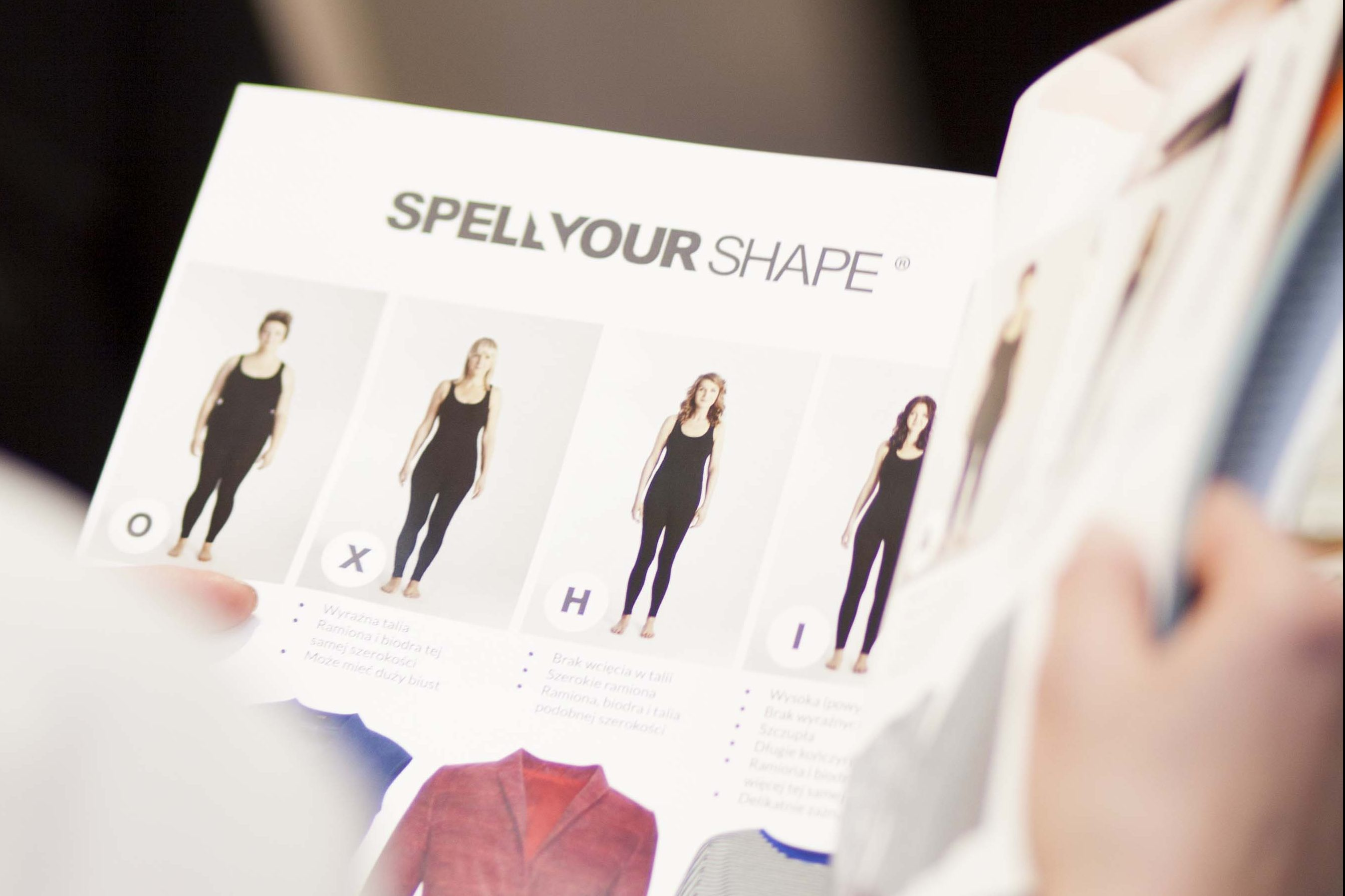 SPELL YOUR SHAPE