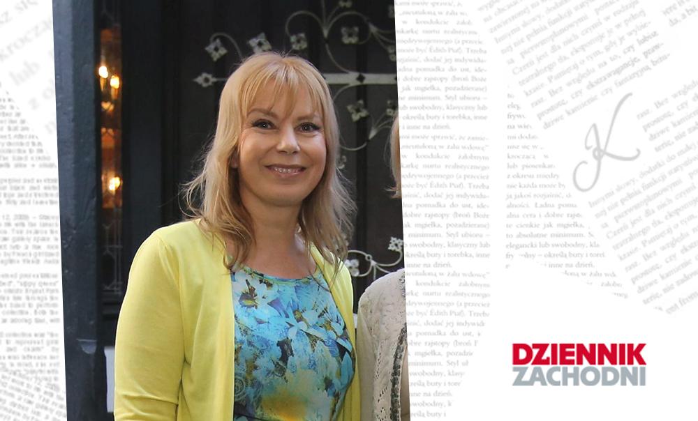 (Polski) Jak cię widzą, tak cię piszą… Elżbieta Bieńkowska