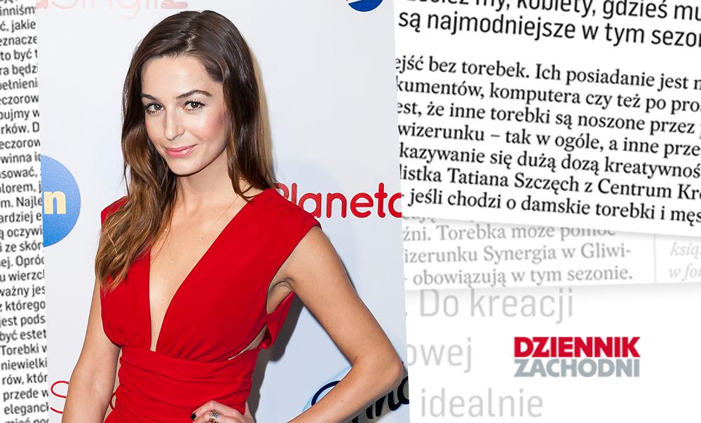(Polski) Jak cię widzą, tak cię piszą… Agnieszka Więdłocha