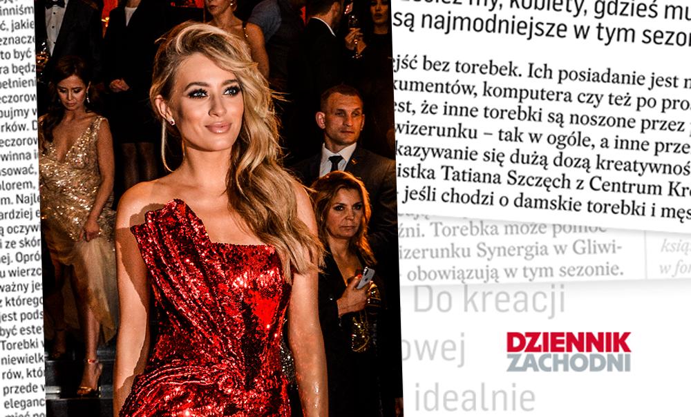 (Polski) Jak cię widzą, tak cię piszą… Marcelina Zawadzka