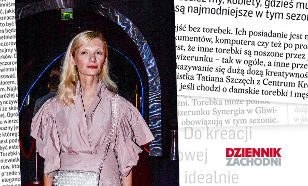 (Polski) Jak cię widzą, tak cię piszą… Agata Buzek