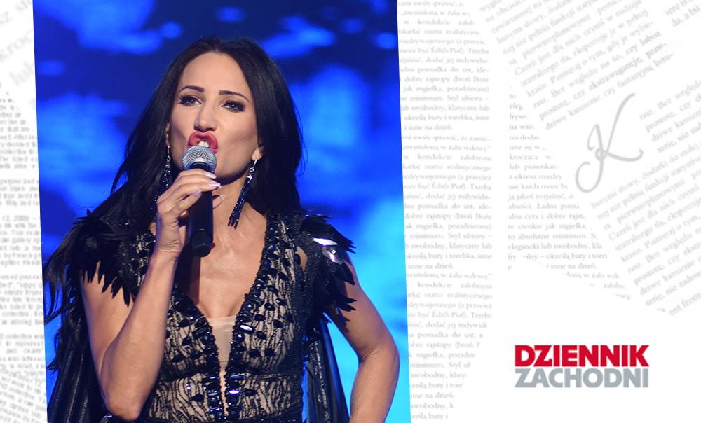 (Polski) Jak cię widzą, tak cię piszą… Justyna Steczkowska